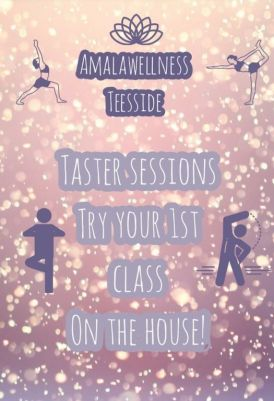 Taster Sessions - Try before you buy, middlesbrough, stockton, teesside, yoga and meditation
