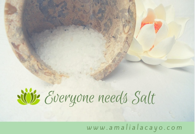 Everyone needs Salt