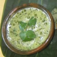 avocado cilantro sauce Amalia Moreno-Damgaard chef