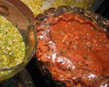 salsita de tomate, salsa, sauce, roma tomatoes, guatemalan salsa