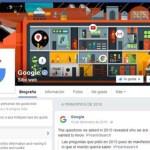 ¿Cómo utiliza Google las redes sociales? Análisis de sus perfiles