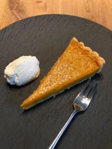 Pumpkin Pie – herbstlicher  Kuchenklassiker mit würzigem Kürbis