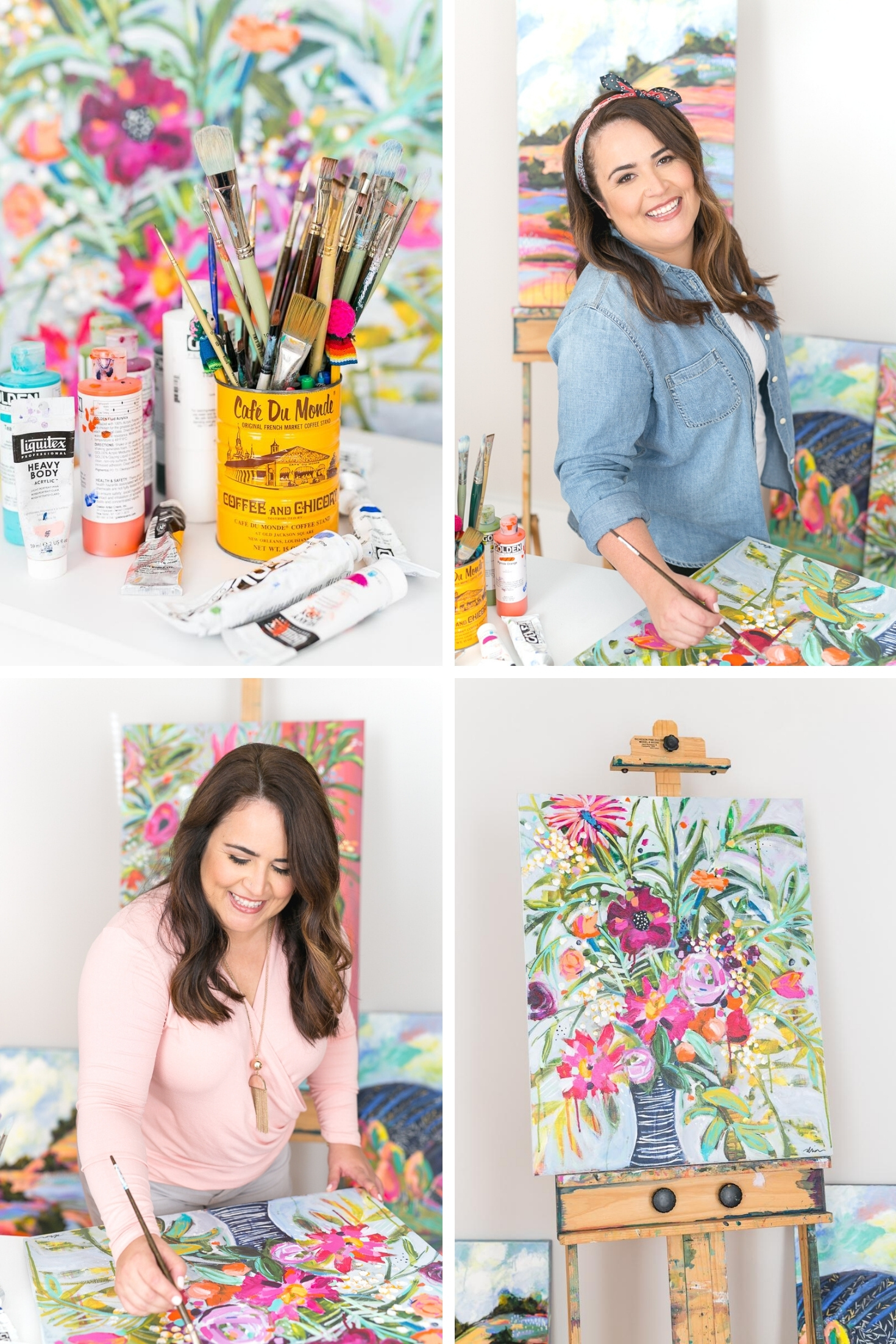 Artists brand photo shoot | How to plan for your brand session