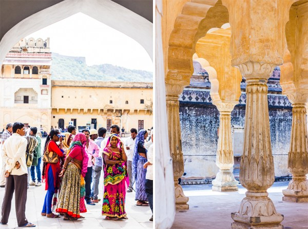 India travel photography by Amalija Andersone
