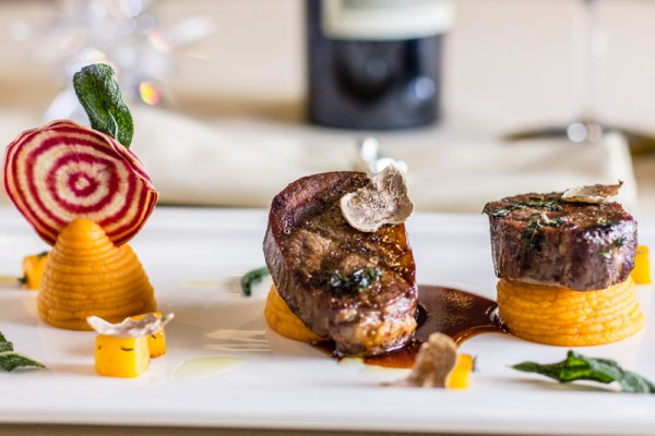 Giardino restaurant food photography