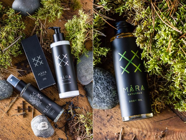 MARA Naturals cosmetic product photo