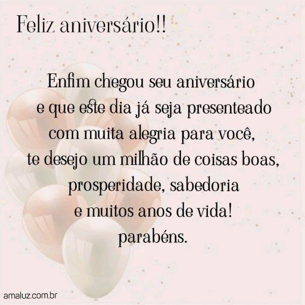 data especial feliz aniversário