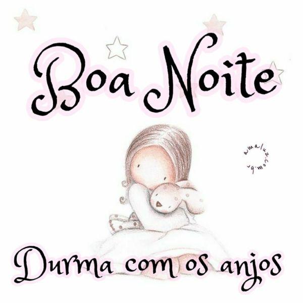 boa noite sexta feira durma com os anjos