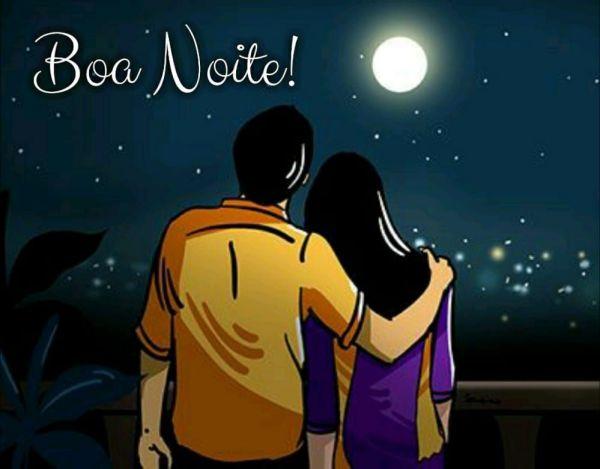 casal abraçados olhando pra lua foto de casal