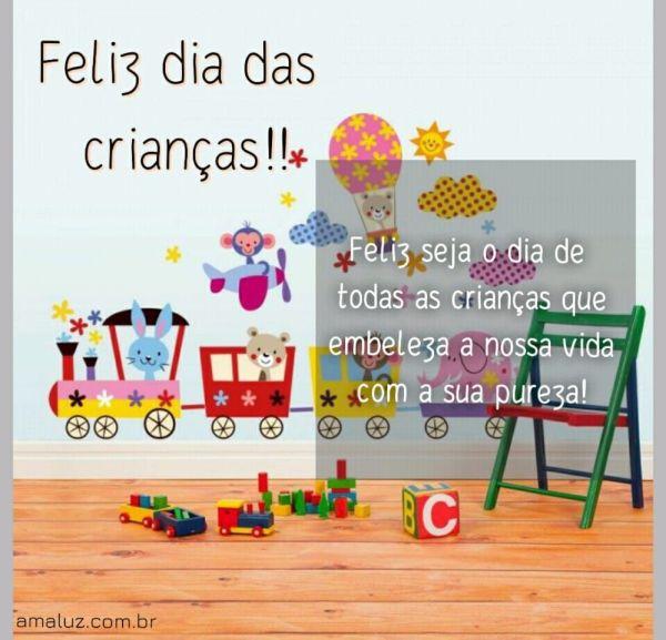 feliz seja o dia de todas as crianças