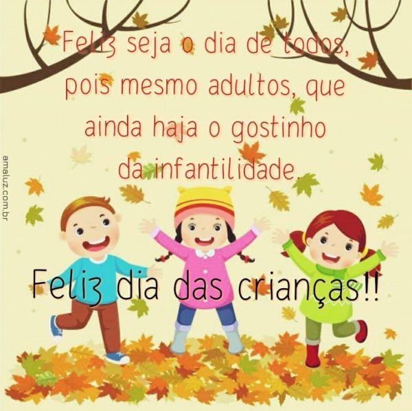 feliz seja o dia de todos feliz dia das crianças