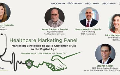 Healthcare Marketing Panel – Build Customer Trust in the Digital Age