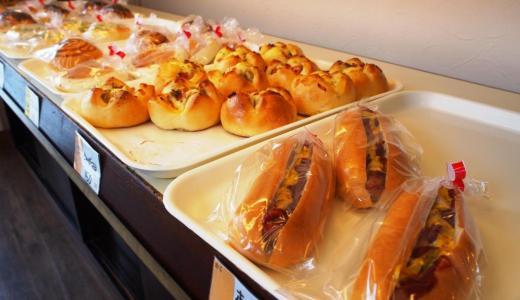 浅口市金光町「BAKERY麦ばたけ」明太ポテトが最高に美味しい!粒ぞろいの絶品パンが待っています