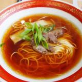 笠岡市「四季彩」熱々出来たての笠岡ラーメンも食べられる!道の駅内のバイキングレストラン。