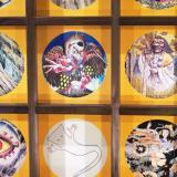 鳥取県大山町「圓流院」水木しげる妖怪天井画が圧巻!!鬼太郎の妖怪は大山にもいるよ