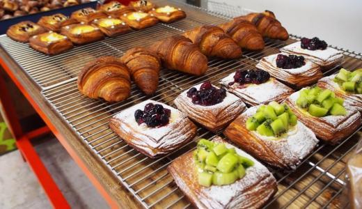 ※閉店※倉敷市玉島「bread factory PAPABABA」北海道小麦100%使用!こだわりが詰まったお洒落パン屋さん