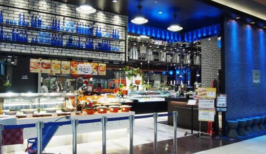イオンモール倉敷「ブッフェエクスブルー」デザートのフレンチトーストが美味しいよ!ファミリー向けのバイキングです