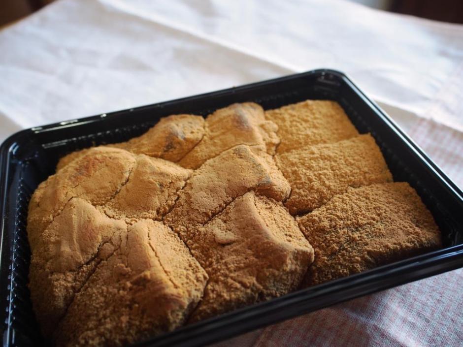 玉島 和菓子やや わらび餅