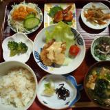 笠岡市「彩菜ランチ 荷葉」見た目もお味も美しい!お屋敷でいただくヘルシー日替わりランチ