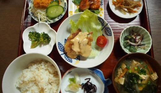 笠岡市「荷葉」見た目もお味も美しい!お屋敷でいただくヘルシー日替わりランチ