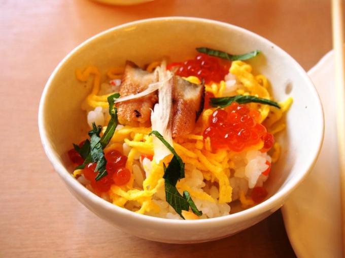 アラモアナガーデン ちらし寿司