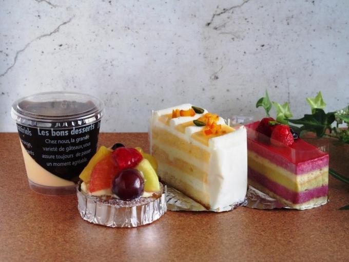 ルミュゼドゥアッシュ ケーキ