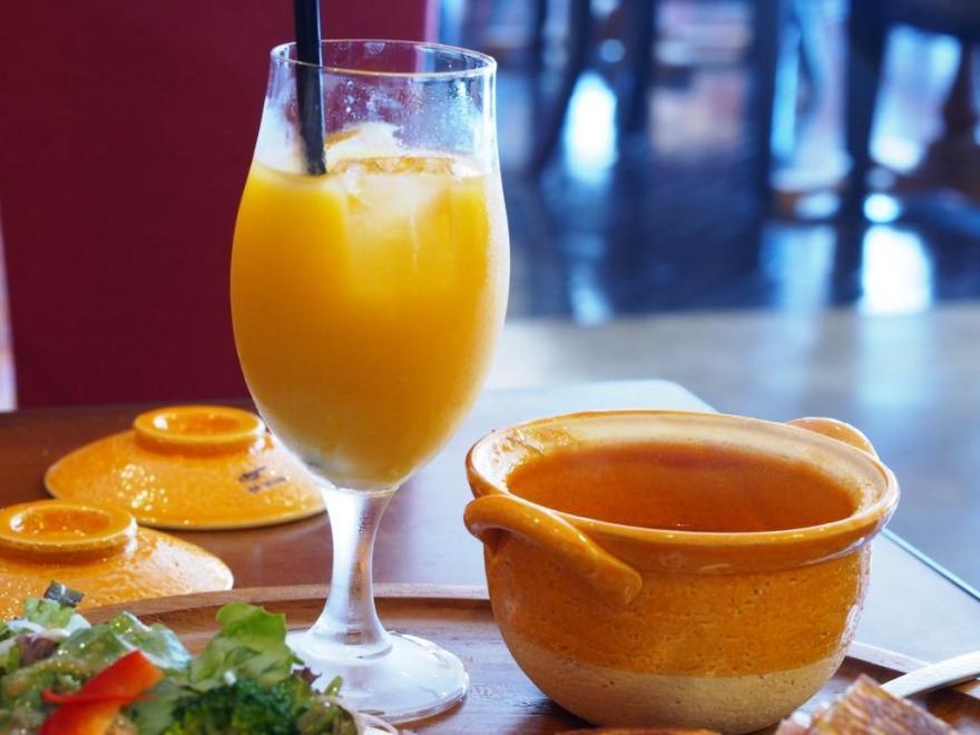 ボントレホノルルオレンジジュース