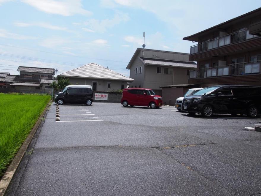 玉島わをん 駐車場