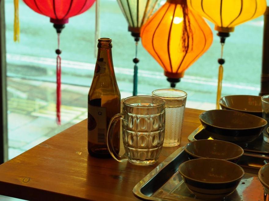 福山 ベトナム料理アオババ メニュー