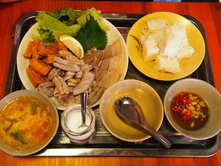 福山 ベトナム料理アオババ ランチ