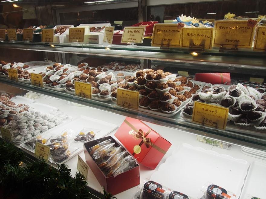 洋菓子のグルメ チョコレート