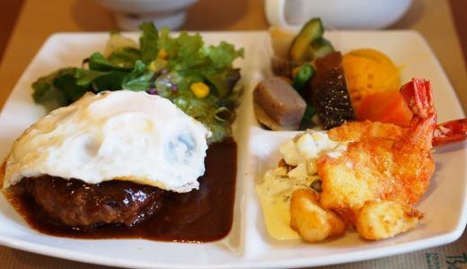 倉敷市「カフェ・バラード」日替わりランチがおすすめの愛らしいカフェ!メニュー豊富で子連れにも優しいよ