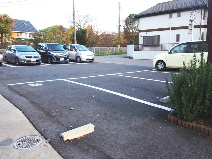柏 洋菓子のグルメ 駐車場