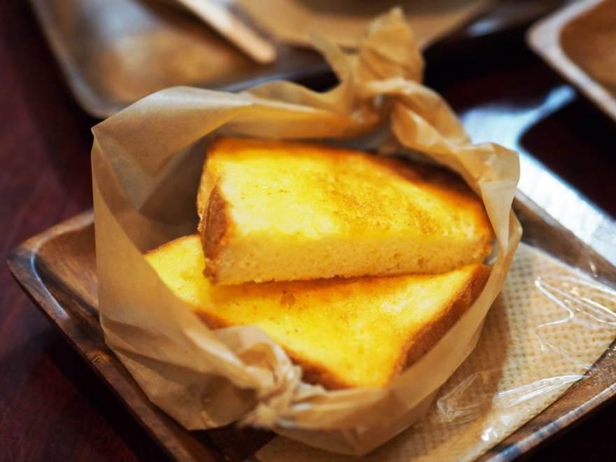 天領倉敷珈琲 バタートースト