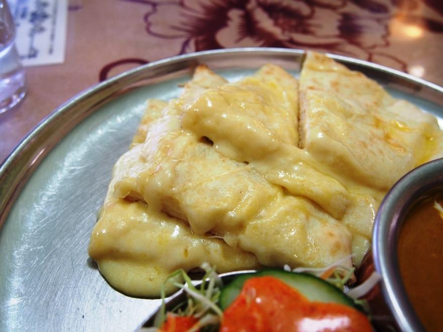 玉島 マター チーズナン