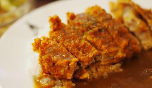倉敷市「カレーハウス神戸屋」揚げたてのカツカレーが美味しい!地元民が通う老舗カレー店