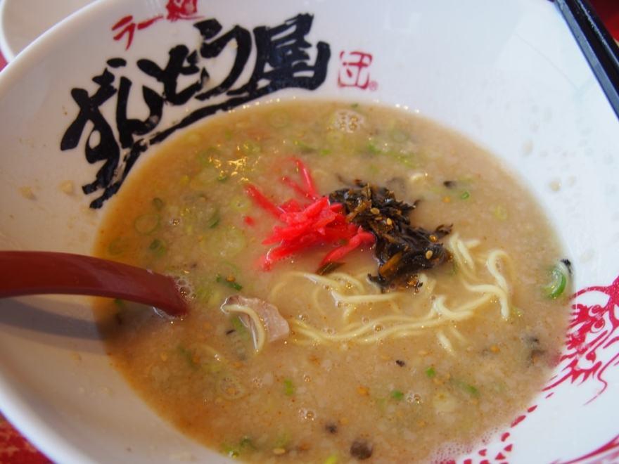 ラー麺ずんどう屋 倉敷平田店 元味ラーメン
