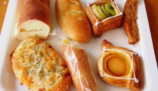 津山市「グランディール」おいしいパン屋さん発見!イートインで焼きたての幸せ