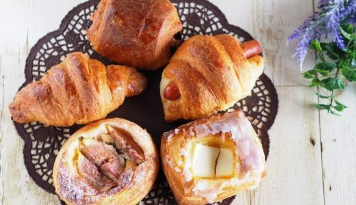 岡山市「シャ・ノワール」バターの豊かな香り…!クロワッサンと焼き菓子専門店の幸せデニッシュ