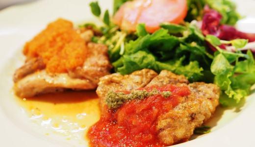 岡山市学南町「El greco エルグレコ」ランチセットは嬉しいデザート付き!行列のできる美味しい洋食店