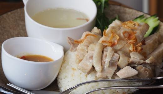 岡山市「のんき飯屋 ドチェチェ」タレが絶品のカオマンガイ!小さなお店のすごいタイ料理屋さん