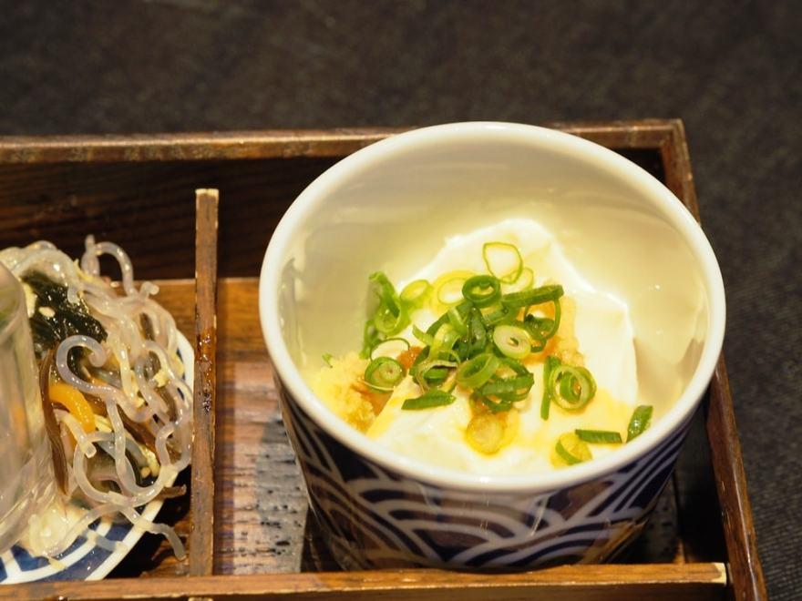 武野屋 自家製豆腐