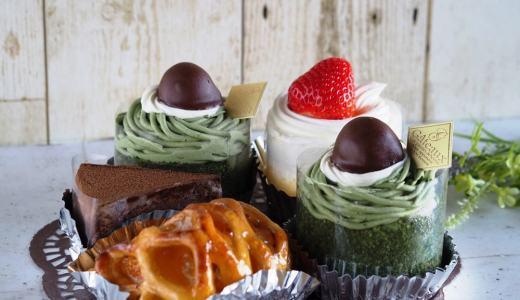 福山市「リヨン洋菓子店」理想のケーキがここにあった!丁寧に作られた、レトロで美味しいケーキ屋さん。