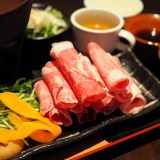 倉敷市「ひつじや 糸」ラム好きさんに朗報!ランチでラム肉のしゃぶしゃぶが味わえる専門店