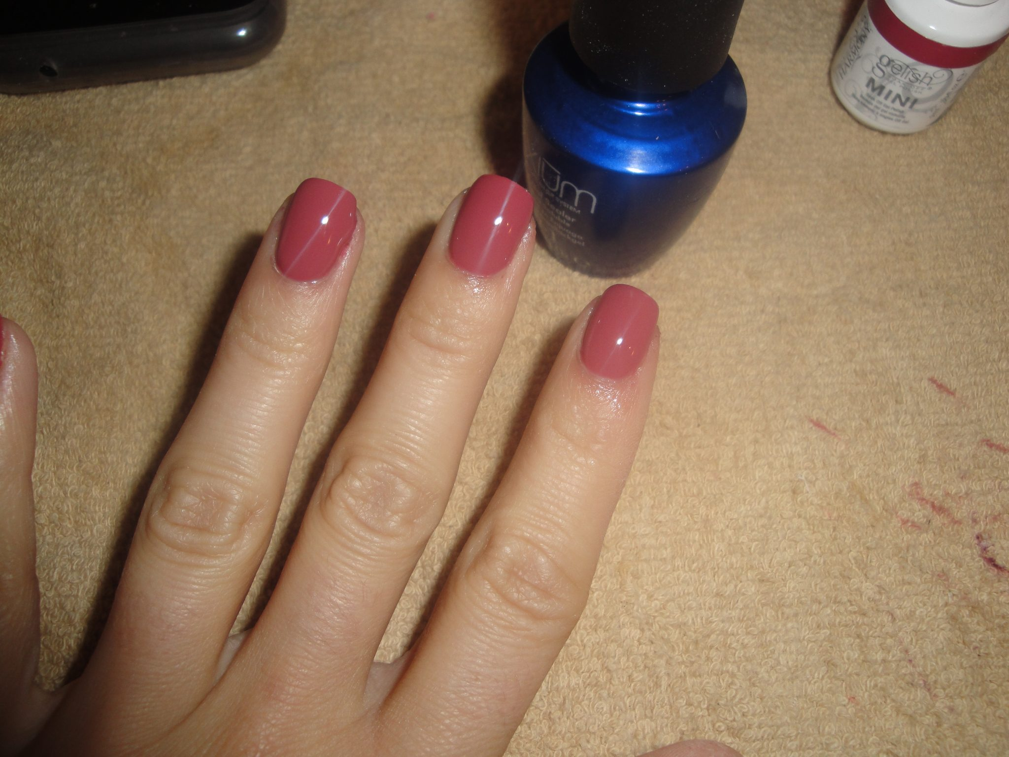 How-To: At Home Gel Manicures – Amanda Bella