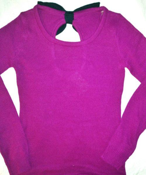 Super cozy Fuchsia sweater