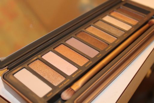 Brand new Naked2 palette!