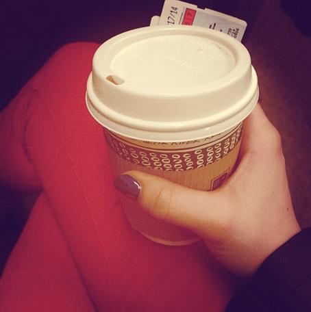 Cafe Mocha - yum!
