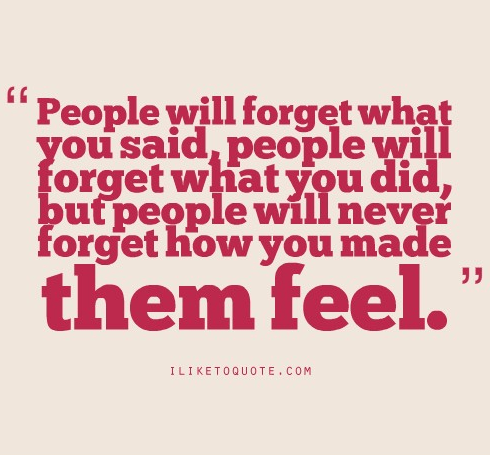 Maya Angelou people quote