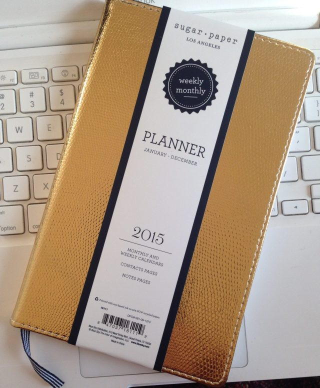 Im a sucker for a day planner. Ive used one since middle school. Ive bought